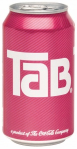 can of tab cola
